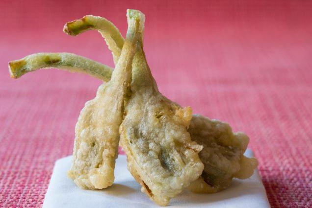 Fritterede artiskokker - Thumbnail